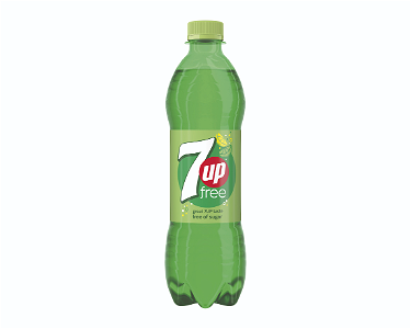 Foto 7-UP Lime Fles 500ml