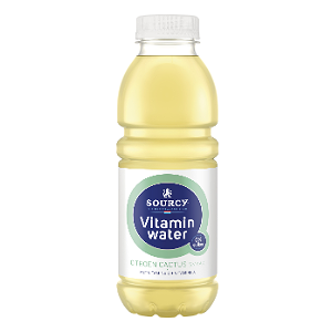 Foto Sourcy Vitamin water 0% Citr./Cactus Fles 500ml