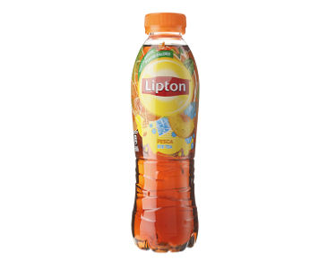 Foto Lipton Ice Tea Peach Fles 500ml